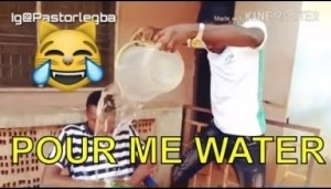 Video: POUR ME WATER  (COMEDY SKIT) | Latest 2018 Nigerian Comedy